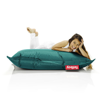 Junior Bean Bag - Turquoise