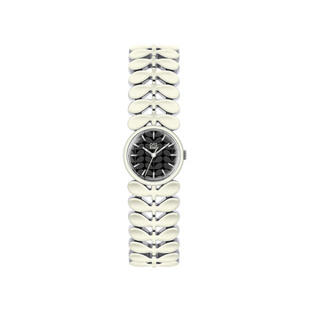 Ladies Laurel Watch - White
