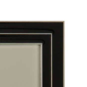 Manhattan Black Photo Frame