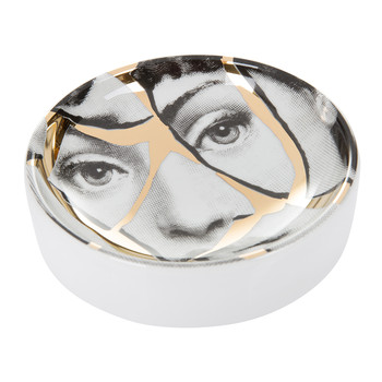 Tema e Variazioni Ashtray/Trinket Tray Gold - No. 2