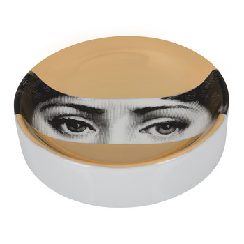 Tema e Variazioni Ashtray/Trinket Tray - No.32 - Gold