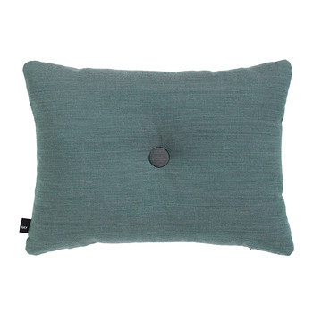 Surface Dot Cushion - 45x60cm - Aqua