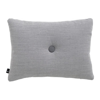 Surface Dot Cushion - 45x60cm - Light Grey