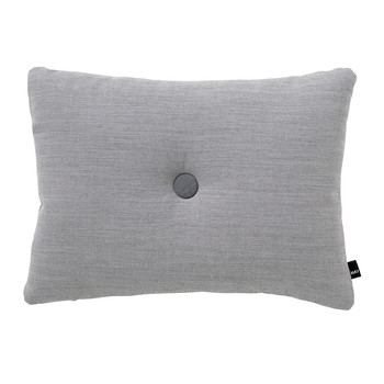 Surface Dot Pillow - 45x60cm - Light Gray