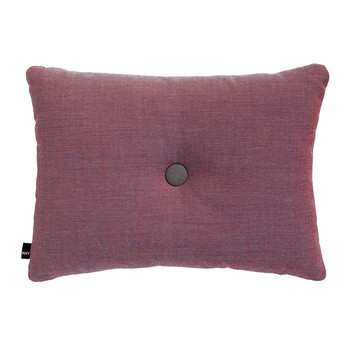 Surface Dot Cushion - 45x60cm - Red/Blue