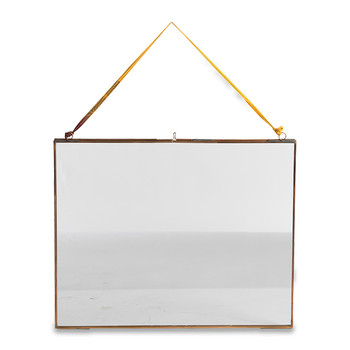 Kiko Antique Copper Landscape Frame