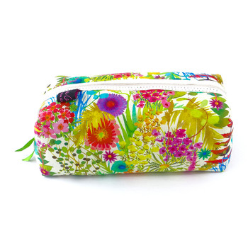 Fabric Cosmetic Bag - Liberty Tresco Multi