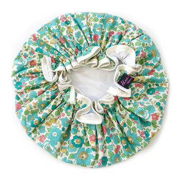 Shower Cap - Liberty Betsy Turquoise