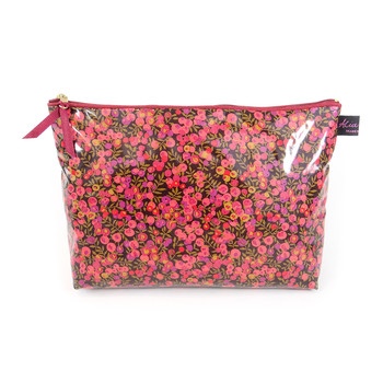 Wash Bag1 - Liberty Wiltshire Purple