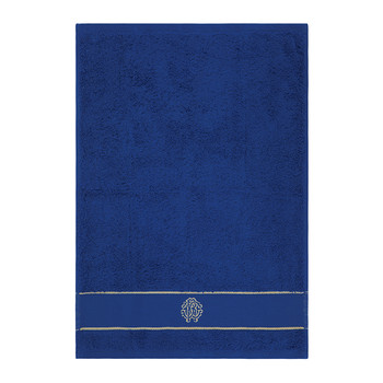 Gold Towel - Blue - Guest Towel