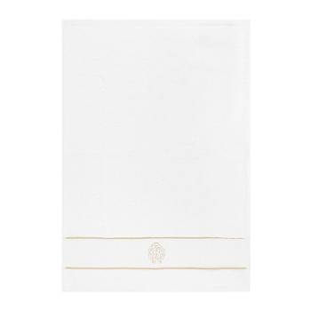 Serviette Gold - Blanc
