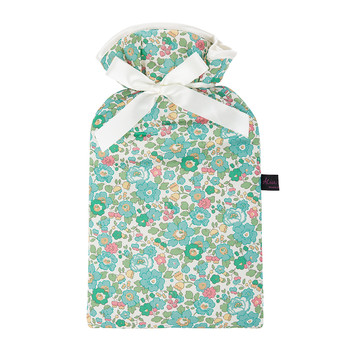 Hot Water Bottle - Liberty Betsy Turquoise