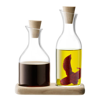 Serve Oil/Vinegar Set