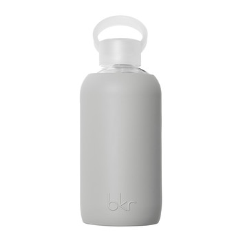 Glass Water Bottle - 500ml - London