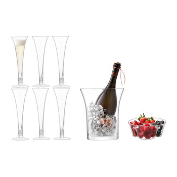 Prosecco Grand Serving Set