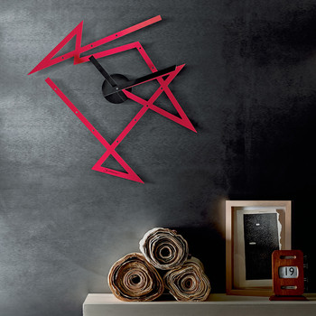 Large Time Maze Wall Clock