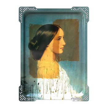 Galerie De Portraits - Large Rectangular Tray - IDA - 3