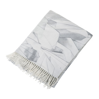 Times Cotton/Wool Throw