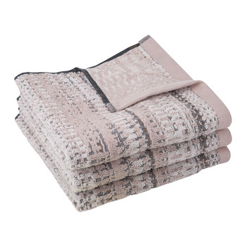 Serviette 500 g/m2 Lark - Rose