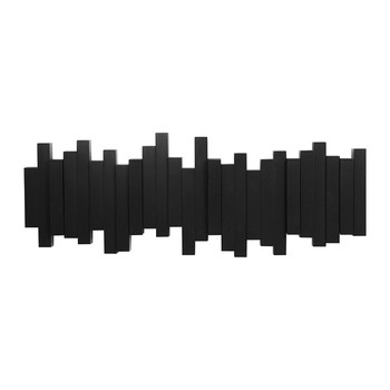 Sticks Multi Wall Hook - Black