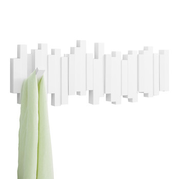 Sticks Multi Wall Hook - White