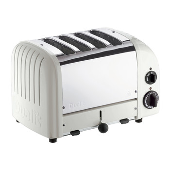 Classic Heritage Toaster - Pearl