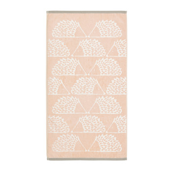 Spike Towel - Blush