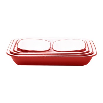 Set de Cuisson - Pillarbox Rouge
