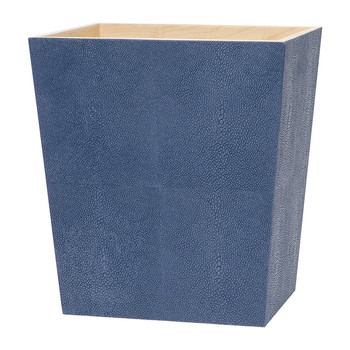 Manchester Rectangular Waste Bin - Navy