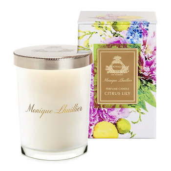 Monique Lhuillier Candle - Citrus Lily