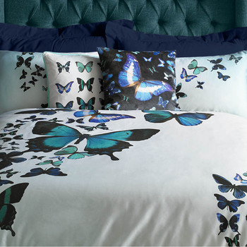 Butterfly Collective Duvet Cover