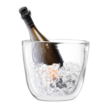 Celebrate Champagne Bucket - Clear