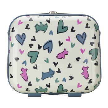 Love Me, Love My Dog Vanity Case