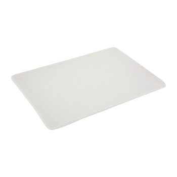 Alligator Vanity Tray - Matt White