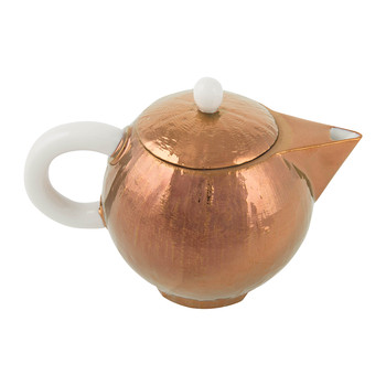 Capri Coffee Pot - Bronze