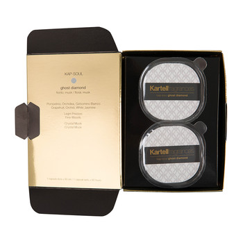 Kap-Soul Fragrance Capsules - Set of 2 - Ghost Diamond
