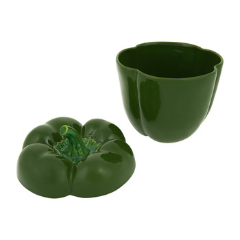 Pepper Storage Jar - Green