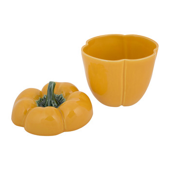 Pepper Storage Box - Yellow