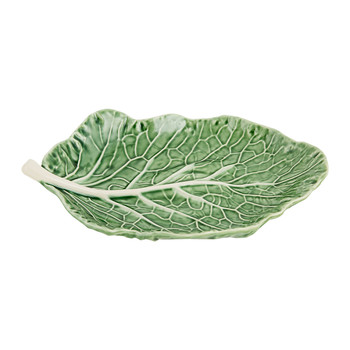 Cabbage Leaf Serving Tray
