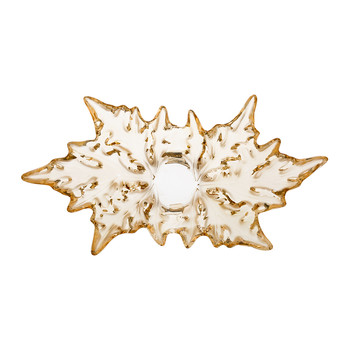 Champs-Elysees Bowl - Gold Luster