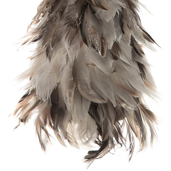 Feather Christmas Tree Ornament - Small