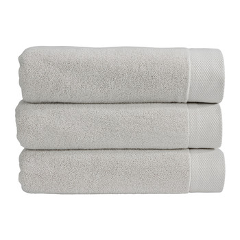 Luxe Towel - French Grey
