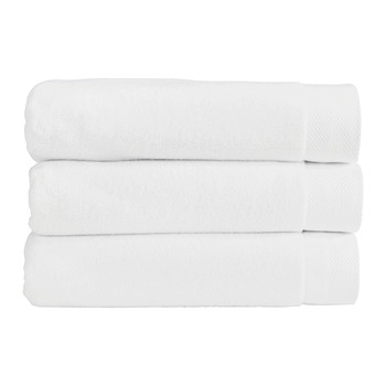 Luxe Towel - White