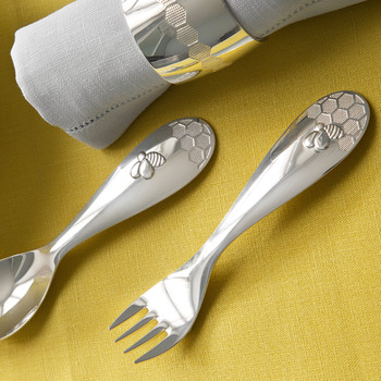 Beebee 2 Piece Infant Cutlery Set