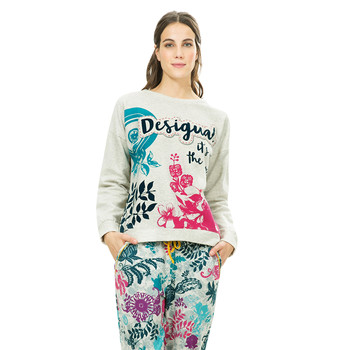 Paisley Bloom Sweatshirt