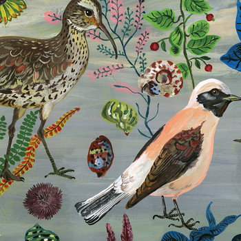 Nathalie Lété - Birds in the Dunes Table Mat