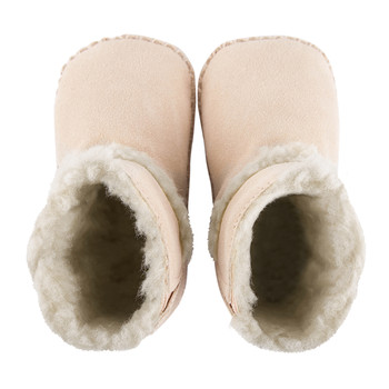 Lemmy Infant Boots - Baby Pink - XS (0-6 Months)