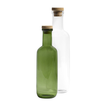 Glass Bottle - Clear