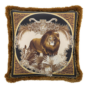 Silk Animal Pillow - 50x50cm - William