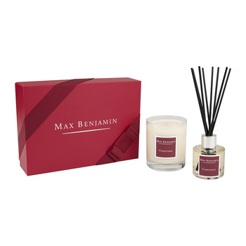 Christmas Diffuser & Candle Gift Set